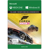 Forza Horizon 3 Ultimate Edition, Microsoft, Xbox One (Email Delivery)