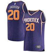 475feb174 Josh Jackson Phoenix Suns Fanatics Branded Fast Break Replica Player Jersey  - Icon Edition - Purple
