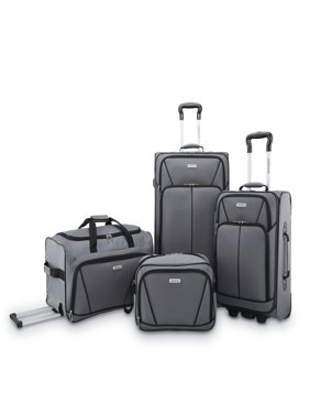 American Tourister 4 Piece Softside Luggage Set