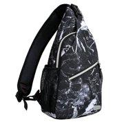 Mosiso Polyester Sling Chest Backpack for Men Women Shoulder Bags Crossbody  Outdoor Sport Bag 44228fc75f7cd