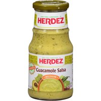 (2 Pack) Herdez Medium Guacamole Salsa, 15.7 oz