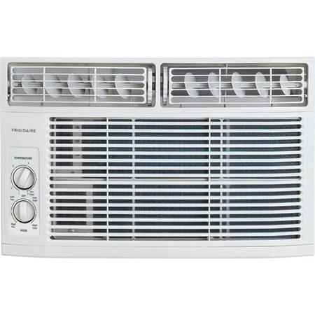 Air Conditioning Booster (Frigidaire 5,000 BTU Window Air Conditioner, 115V, FFRA0511R1 )