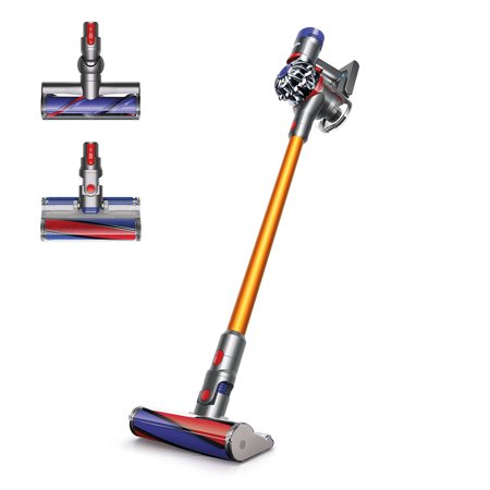 Dyson V8 Absolute Cordless Vacuum - Yellow (Refurbished)