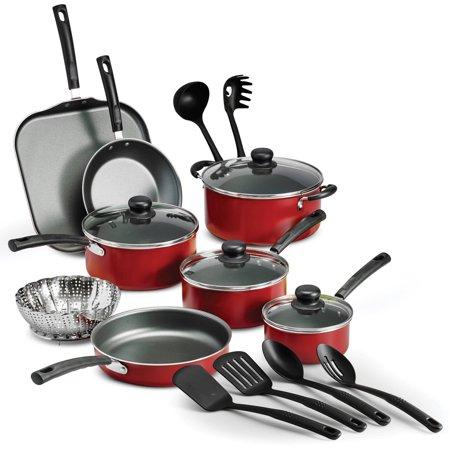 Tramontina Primaware 18 Piece Nonstick Cookware Set