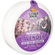 Citrus Magic On The Go Solid Air Absorber Refreshing Lavender, 8-Ounce