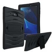 Galaxy Tab E 7.0 Lite Armor Case by KIQ Shockproof Heavy Duty Cover Screen  Protector Kickstand 549c8e1869