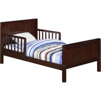 Baby Relax Nantucket Toddler Bed, Multiple Colors, With Bed Rails