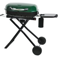 RevoAce 15,000 BTU Gas Tailgating Grill, Hunter Lodge Green