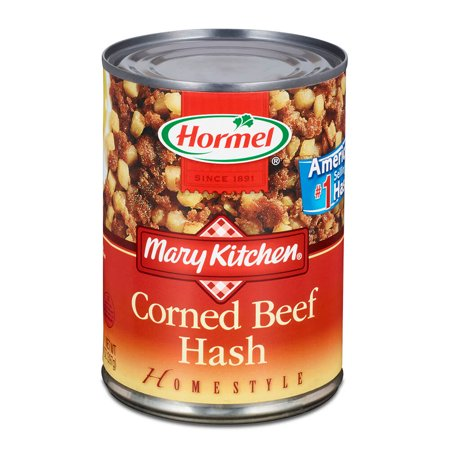 - (2 Pack) Hormel Mary Kitchen Corned Beef Hash, 14 Ounce