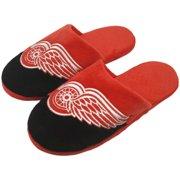54958568d36 Detroit Red Wings Colorblock Slide Slippers
