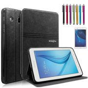 Mignova Galaxy Tab A 7.0 Folio Case - Ultra Slim Lightweight with Kickstand Case Cover for