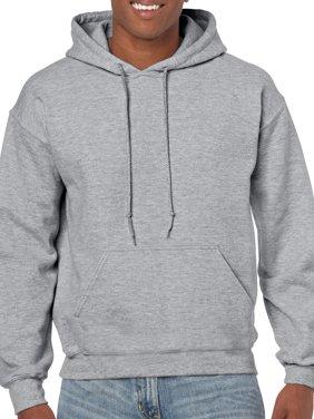 Gildan Mens Hooded Sweatshirt