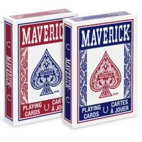 2-Pack Maverick Playing Cards Deals