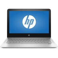 "Refurbished HP ENVY 13-d040wm 13.3"" Laptop, Windows 10 Home, Intel Core i7-6500U Dual-Core Processor, 8GB RAM, 256GB Solid State Drive"