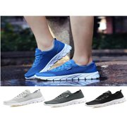 Men Casual Shoes Breathable Running Sport Walking Fitness Athletic Sneaker