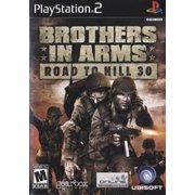 Brothers in Arms Road to Hill 30 - PS2 Playstation 2 (Refurbished)