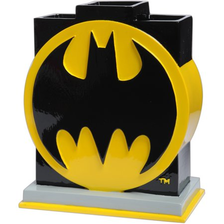 Batman Logo Toothbrush Holder, 1 Each