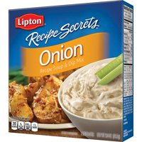 (3 Pack) Lipton Onion Soup and Dip Mix, 2 oz