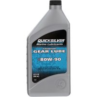 Mercury Premium 80w - 90 Gear Lube, 32 oz.
