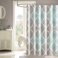 Home Essence Arbor Printed Ultra-Soft Shower Curtain