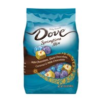 Dove Assorted Chocolate Easter Candy Springtime Mix, 22.6 Oz.