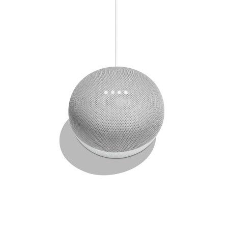 Google Home Mini - Chalk with FREE YouTube Music Premium