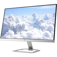 "HP 23"" LED-Backlit Widescreen Monitor (23er Blizzard White)"