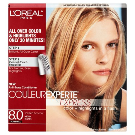 L'Oreal Paris Couleur Experte Color + Highlights in a