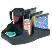 Auto Drive Car Mini-Console, Black
