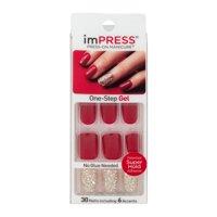 KISS imPRESS Press-on Manicure, Tweetheart