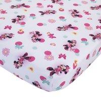 Disney Minnie Mouse 2-Piece Toddler Sheet and Pillowcase Set