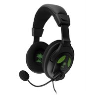 Turtle Beach Ear Force DX12 Gaming Headset for Xbox 360 (Black) Certified (Certified Refurbished)
