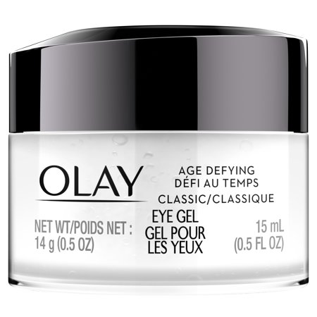 - Olay Age Defying Classic Eye Gel, 0.5 oz