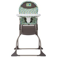 Cosco Simple Fold™ High Chair, Elephant Squares