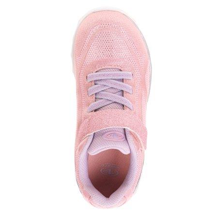 Athletic Works Girls' Twinkle Glitter Athletic Shoe