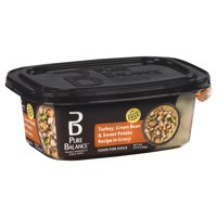 Pure Balance Turkey, Green Bean & Carrot Recipe in Gravy Wet Dog Food, 10 Oz