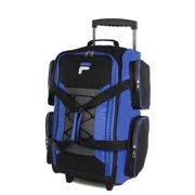 5b4d5815cee3 22-inch Lightweight Carry-on Rolling Duffel Bag