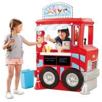 Little Tikes 2-in-1 Food Truck w/40+ Piece Accessory Set
