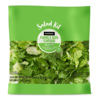 Marketside Family Size Caesar Salad Kit, 22.25 oz