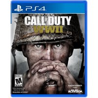 Call of Duty: WWII, Activision, PlayStation 4, PRE-OWNED, 886162342321