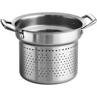 Tramontina Gourmet Prima Stainless Steel Pasta Insert (Fits 8 qt Stock Pot)
