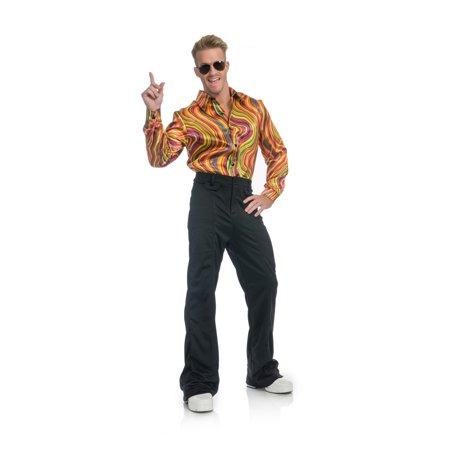 Halloween Rainbow Lights Disco Shirt](Basen Na Halloween)