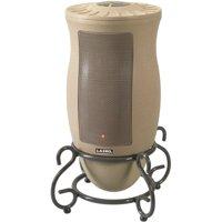 Lasko Oscillating Ceramic Heater with Remote Control, Designer Series