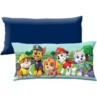 """Nickelodeon's Paw Patrol """"Puppy Pals' Body Pillow, 20 x 48"""