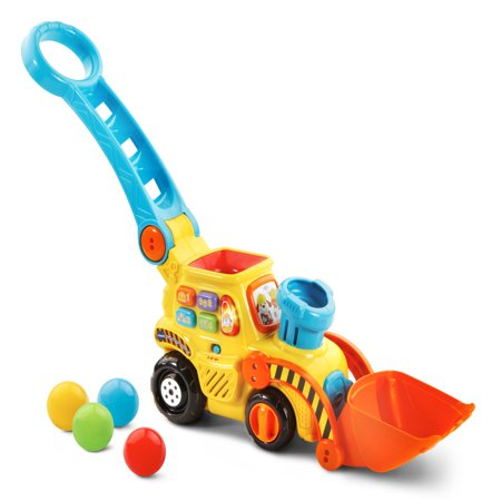 VTech Pop-a-Balls - Push & Pop - Pop Up Baby Toy