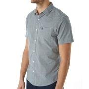 5e8d166a8aea0 Original Penguin OPWS626 Gingham Heritage Slim Fit Woven Shirt