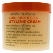 Mixed Chicks Coil Kink and Curl Styling Cream - 12 oz Cream