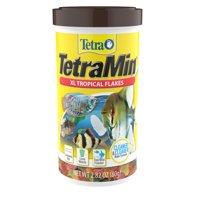 Tetra TetraMin Large Tropical Fish Flakes, 2.82 Ounce
