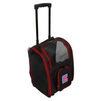 NBA LA Clippers Premium Pet Carrier with Wheels
