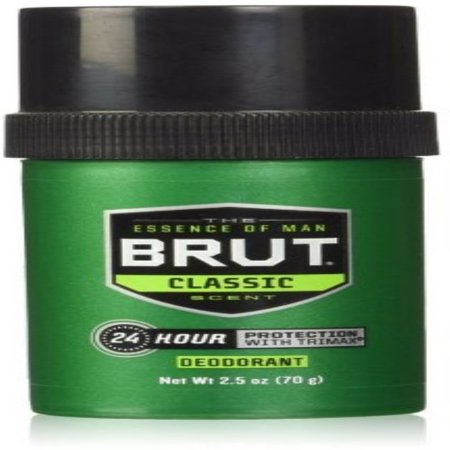 BRUT Deodorant Stick Original Fragrance 2.50 oz ()